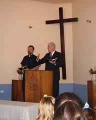 Mike Preaching