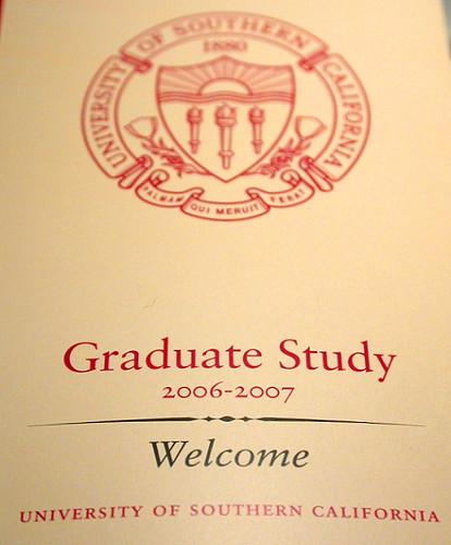 USC Admission
