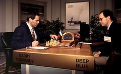 kasparov vs deep blue IBM