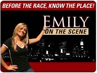 Emily On The Scene