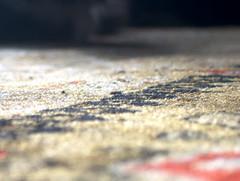 au ras du tapis