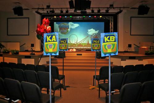 VBS Preparations 2013