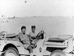 13 DBLE - Libye 1942- Hubert Germain et Arnault