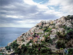 Positano, Amalfi Coast, Italy photo by robin denton