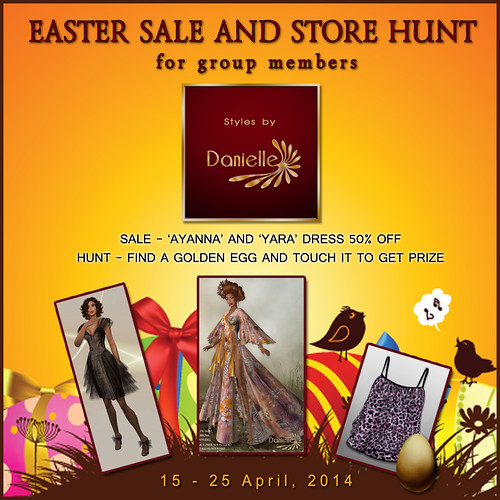 Easter 2014 Store Sale And Hunt