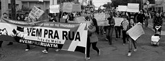 Vem pra rua! photo by Vini Serafim