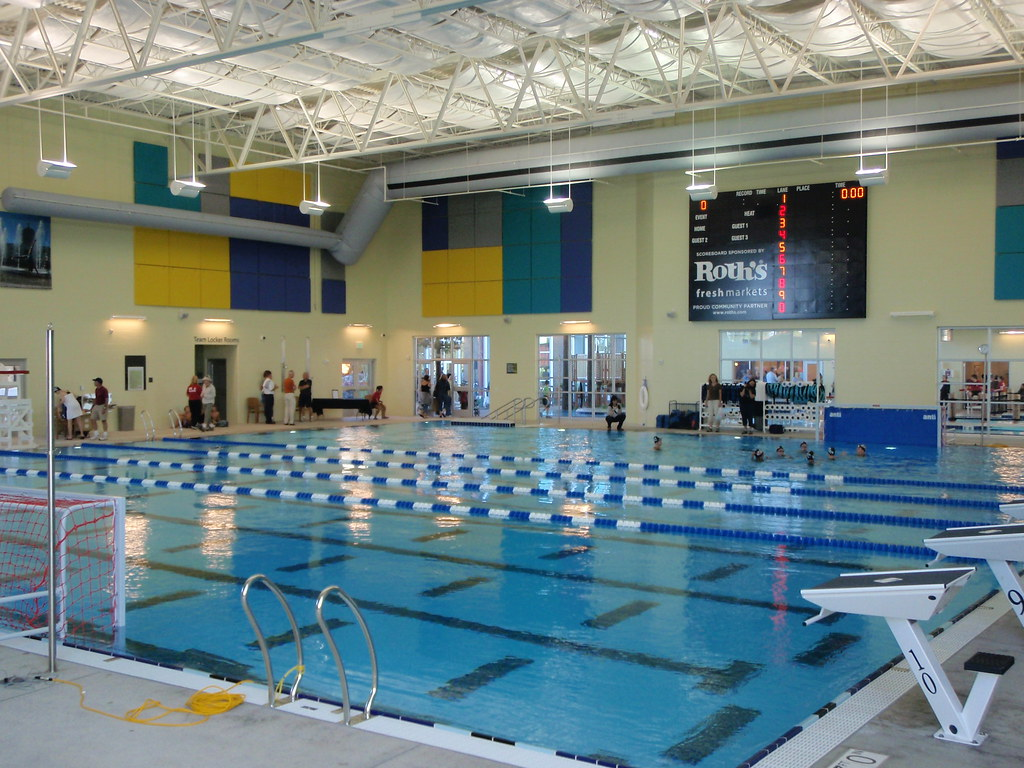 Kroc Center Salem Salvation Army Myrtha Pool Display