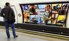 Grand Theft Auto - Embankment photo by stevedexteruk