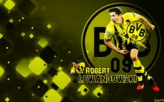 Robert-Lewandowski-Dortmund-Wallpaper-Android