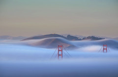 Here Comes the Fog photo by D.H. Parks
