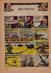 Spirou 1954 - Bir Hakeim - Planche 1/4