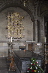The Shrine of Saint Bede the Venerable photo by Lawrence OP