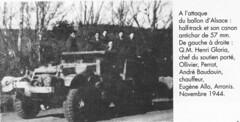 RFM - 1944 - Ballon d'Alsace