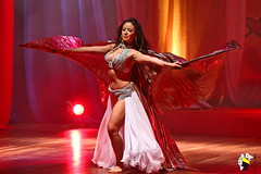Espetáculo Elas - Belly Dance - Suellem Morimoto photo by Marcelo Seixas