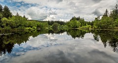 Bruntis Loch, Forest of Galloway -  Explore #66 31st May 2014 photo by jasonmgabriel