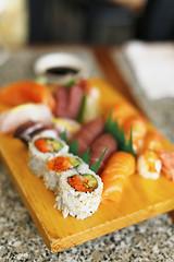 sushi ;) photo by mila0506