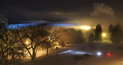 The Fog Rolls In  -  2 of 2 photo by Gerry Marchand