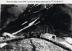 BM 21-1945- Authion- Fort de rauss