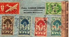 France Libre - Madagascar- Col. Jacques Lerat