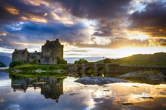 Eilean Donan Castle - Highlander Movie - Scotland photo by Mathew Roberts (on a break until Mid/Late May)