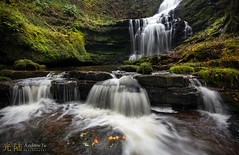 Autumn at Scaleber Force photo by awhyu