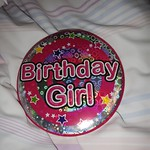 Obligatory Birthday badge<br/>19 Jan 2014