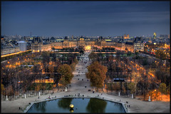 Jardin des Tuileries photo by ∃Scape