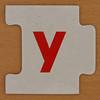 Spell & Learn Letter y