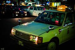 名駅のタクシー photo by Y-ke's/
