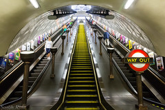 St. John's Wood - London Underground photo by Sarah*Rose