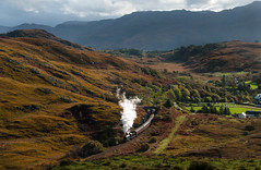 West Highland Scenery photo by Articdriver