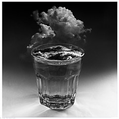 Storm in a glass of water   ( Explored) photo by TimerTom