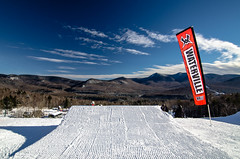 Transworld Snowboarding Waterville Parks - Transworld Snowboarding TransAM 2014