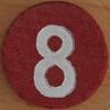 Bingo Number 8
