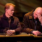 Philip Earl Johnson and Tom McElroy in OLD GLORY at Writers Theatre. Photos by Michael Brosilow.