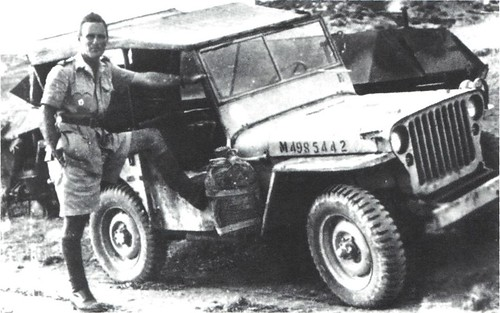 Dolleren- Xavier Langlois près de Nabeul en Tunisie.