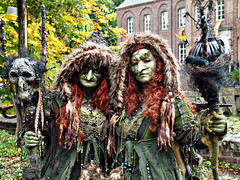 Elf Fantasy Fair 2013, Arcen Kasteeltuin, 070 photo by Andy von der Wurm