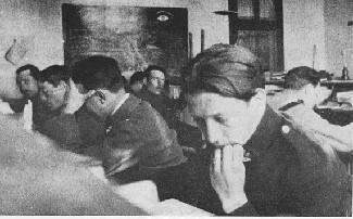 Brosset- avant 1939 -- SAINT- MAIXENT en 1921 source -  Ecole Militaire Interarmes 1973-1974