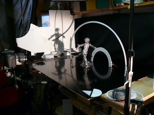 professor kliq wire and flashing lights on vimeo. Black Bedroom Furniture Sets. Home Design Ideas