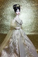 Silkstone Darya Barbie. photo by little dolls room