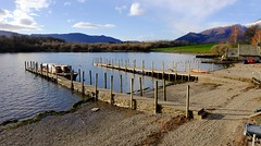 Derwent Water Landings....Explored photo by wivvy is getting there.