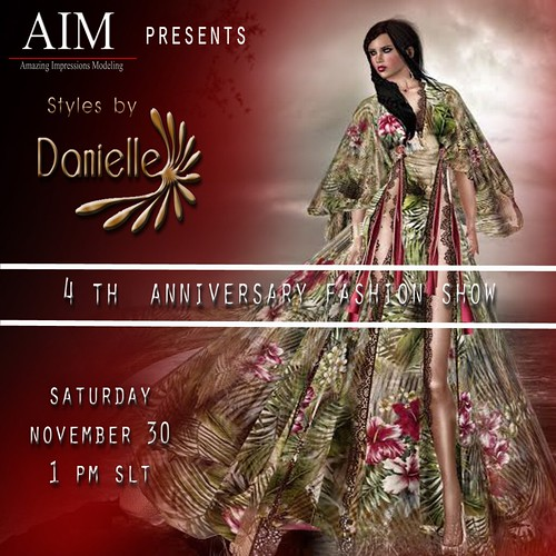 Styles by Danielle Anniversary Fashion Show by AIM