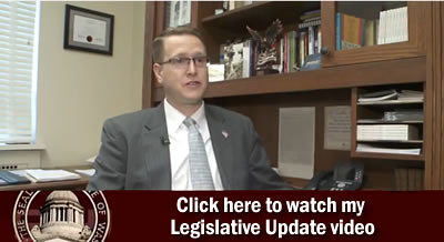 Rep. Matt Shea - Video Update