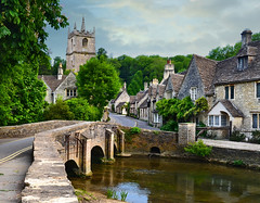 Castle Combe, England, UK photo by Beardy Vulcan
