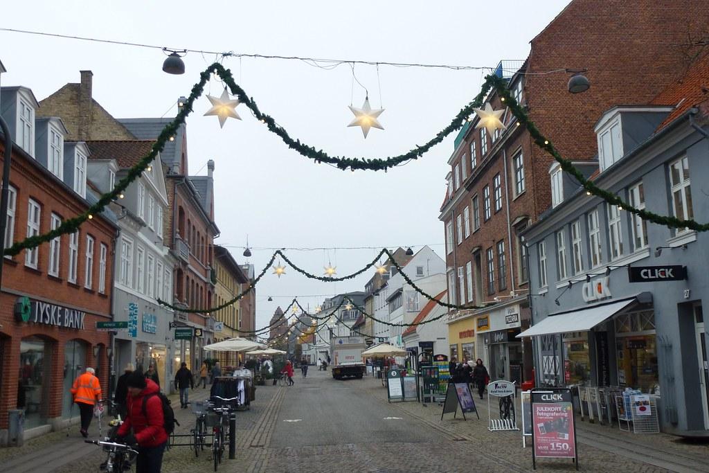 Christmas in Roskilde