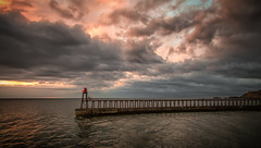 Whitby Pier (Explored) photo by Dave Holder