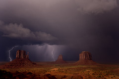 Monument Valley Storm photo by [inFocus]
