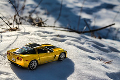 Hot Car in Cold Weather [EXPLORED] photo by Rivitography
