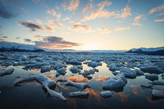 Jökulsárlón photo by DavidIanJohnson