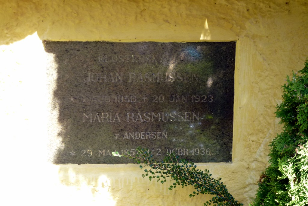 Klosterskytte Johan Rasmussen, Vemmetofte